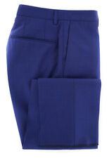 New $475 Incotex Dark Blue  Pants - Slim - (IN00305925830)