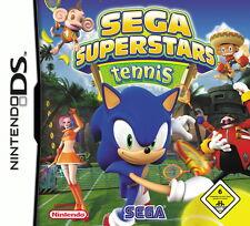 SEGA Superstars Tennis (Nintendo DS, 2008)
