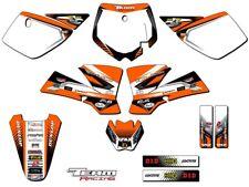 2002-2008 KTM SX 50 GRAPHICS MINI ADVENTURE PRO SR JR 2007 2006 2005 2004 2003