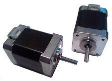 Impresora 3d De Alto Torque Nema17 motores de pasos - 1,8 Deg - 5 mm del eje-Reprap Cnc
