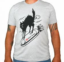 PROTEST THE HERO (Cat Bomb) Men's T-Shirt
