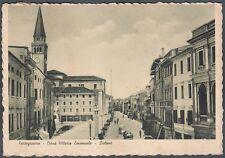 VENEZIA PORTOGRUARO 33 Cartolina viaggiata 1940