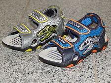 GEOX Sandale BLINKER Blinki Dino  26 27 28 29 30 31 32 33 34 Neu