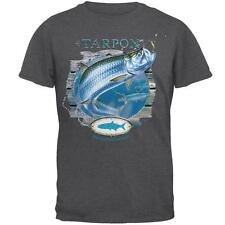 Tarpon Deep Sea Fishing Mens T Shirt
