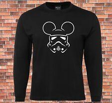 JB's Long Sleeve T-shirt Trooper Mouse Storm Trooper Cool Design