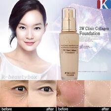 MAKEUP FOUNDATION 3W Collagen Foundation 50ml Perfect Cover BB Cream CC Cream