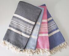 TURKISH PESHTEMAL TOWELS TURKISH TOWELS FOR BEACHES COTTON BATH TOWEL - YE-