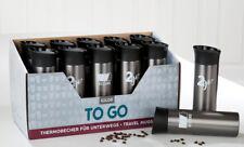 Thermobecher Kaffeebecher to go Edelstahl 0,5 l (G41695)