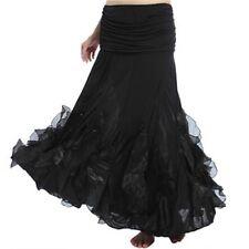 femmes LATIN SALSA FLAMENCO SALLE DE BAL DANSE MODERNE tango valse Jupe Tenue