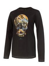 Protest BENTON JR LA Shirt mit Skull Print True Black Schwarz %29,99%