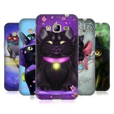 OFFICIAL ASH EVANS BLACK CATS SOFT GEL CASE FOR SAMSUNG PHONES 3