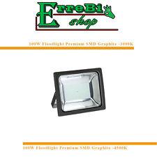 PROJECTEUR FLOODLIGHT LED SMD 100W LUMIÉRE 4500K GRAPHITITE IP65 VT-47101 5639