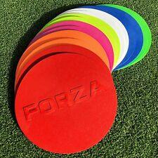 """Forza PIATTO DISCO Marcatori (10qty) [7"""" di diametro] – qualsiasi colore! [Net World Sports]"""