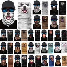 Cycling Sport Motorcycle Head Scarf Neck Warmer Face Mask Ski Balaclava Headband