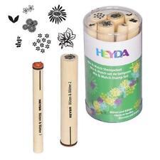 Heyda Peg Stamps Set - 7pcs
