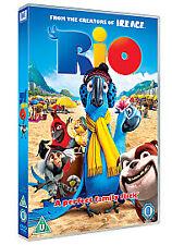 Rio [DVD], Very Good DVD, Leslie Mann, Jemaine Clement, Jamie Foxx, Anne Hathawa