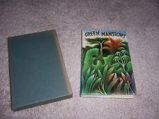 GREEN MANSIONS by W. H. Hudson (Heritage)/HC/Literature/Romance