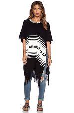 WILDFOX COUTURE Fashion Frida Poncho Cute Cardigan Sweater Outwear  XS S M L