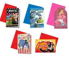 Disney Geburtstagsfeier Geschirr - Einladungen / - Wählen Sie Ihre Thema