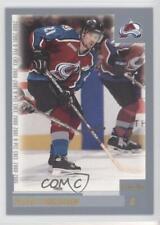 2000-01 O-Pee-Chee #119 Peter Forsberg Colorado Avalanche Hockey Card