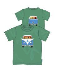 Dudeskin Green Campervan T-shirt - BNWTS - all sizes