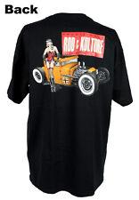 Zombie Hot Rod Custom Rat Rod Pin Up Rod na US Car T-shirt USA NUOVO