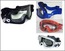 Viper X1 Kid Motocross Anti Scratch Wide Vision Goggles