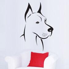 Sticker Animal Chien Great Dane Dogue allemand (15x10 cm à 40x27 cm) (CHIEN020)