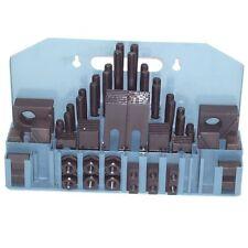 Spannpratzen Spannwerkzeugsortiment 58-teilig mit Kassette T-Nutensteine Set