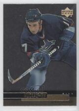 1999-00 Upper Deck Gold Reserve #127 Bill Muckalt Vancouver Canucks Hockey Card