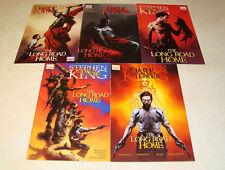 Stephen King Dark Tower Long Road Home 1 2 3 4 5 Full Set 1st Prints