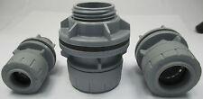 "Conector de Tanque Polyplumb PUSH FIT GRIS 15 22 28 mm 1/2""3/4"" 1"" Agua Fría"