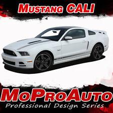 CALIFORNIA SPECIAL GT/CS Rocker Hood Vinyl Stripe Decal Graphic 2014 Mustang K36