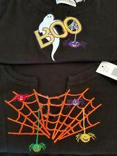 Womens Allyson Whitmore Black Halloween 3/4 Sleeve Shirt S M XL