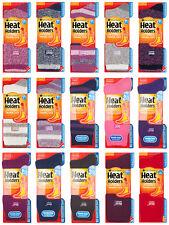 Heat Holders - 2 pair Multi Pack Women's Original Winter thick Thermal Socks