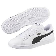 Puma Smash v2 L Herren Schuhe Sneaker Turnschuhe 365215 (white-black 01)