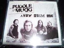 Puddle Of Mud Away From Me Rare Australian Enhanced CD Single