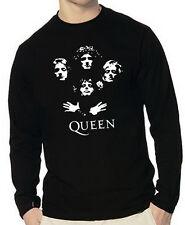 QUEEN - Freddie Mercury - KULT! - Longsleeve, Gr. S bis XXL