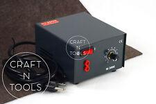 REGAD M3000 Electric Creasing & Edging Machine. Leather Creaser Tool