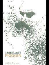 PIOGGIA  ANTONIO ZAVOLI IL PONTE VECCHIO 2001