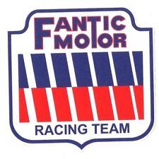 Sticker FANTIC MOTOR°