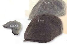SCALA 8/4 CAP WITH EARFLAPS - MW131EL
