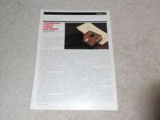 Van Den Hul Type III Cartridge Review, 2 pg, 1984, Info