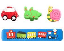 Kids Childrens Drawer Cabinet Cupboard Wardrobe Handles Knobs car/snail/rabbit