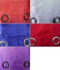 Tenda NAUSICA Shantung Tocco Seta 1 Pezzo Da 140x280 Vari Colori Semioscurante