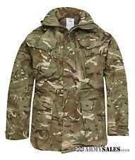 Genuine British Army Surplus MTP Camouflage Windproof Combat Smock Grade 1 & NEW
