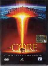 THE CORE LA TERRA HA I GIORNI CONTATI - USA 2003 DVD