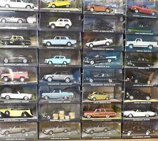 James Bond 007 Collection Mega Sammlung / Sondermodelle zum Aussuchen, 1:43, OVP
