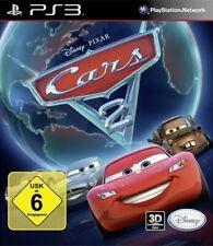 PS3 / Sony Playstation 3 Spiel - Cars 2 (DE/EN) (mit OVP)