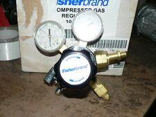 Fisherbrand Compressed Gas Regulator 10-572-1E